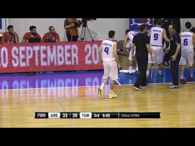 U18: ΤΕΛΙΚΟΣ,  ΕΛΛΑΔΑ - ΤΟΥΡΚΙΑ 64-61. Το video ολόκληρου του τελικού (02.08) της εθνικής ομάδας, που δημοσίευσε η Eλληνική Oμοσπονδία στο επίσημο yt κανάλι της