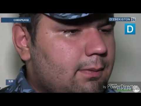"""Bugun Samarqandda qo'lga olingan """"soxta kapitan"""""""