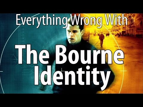 Everything Wrong With The Bourne Identity In 11 Minutes Or Less