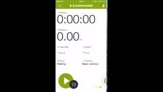 Как подключить Mi Band 2 к Endomondo на iOS