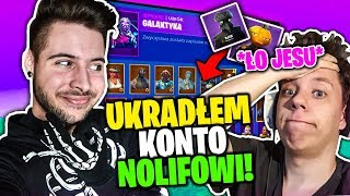 NOLIF WAS ROBBED IN FORTNITE! 😰 * WHAT IS THE SKINS? * (ENTRY TO ACCOUNT: NOLIF)