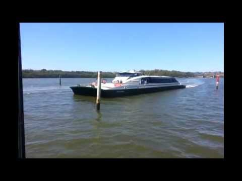 Transport For NSW Vlog No.305 Olympic Park Ferries