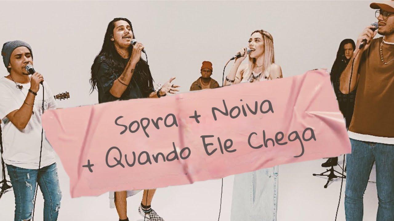 Sopra + Noiva + Quando Ele Chega | Casa Worship | Live Acoustic Session