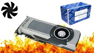 подарили geforce 980TI