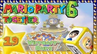 MARIO PARTY 6 TOGETHER 🎲 #19: Party-Finale in der Wirrwarrburg