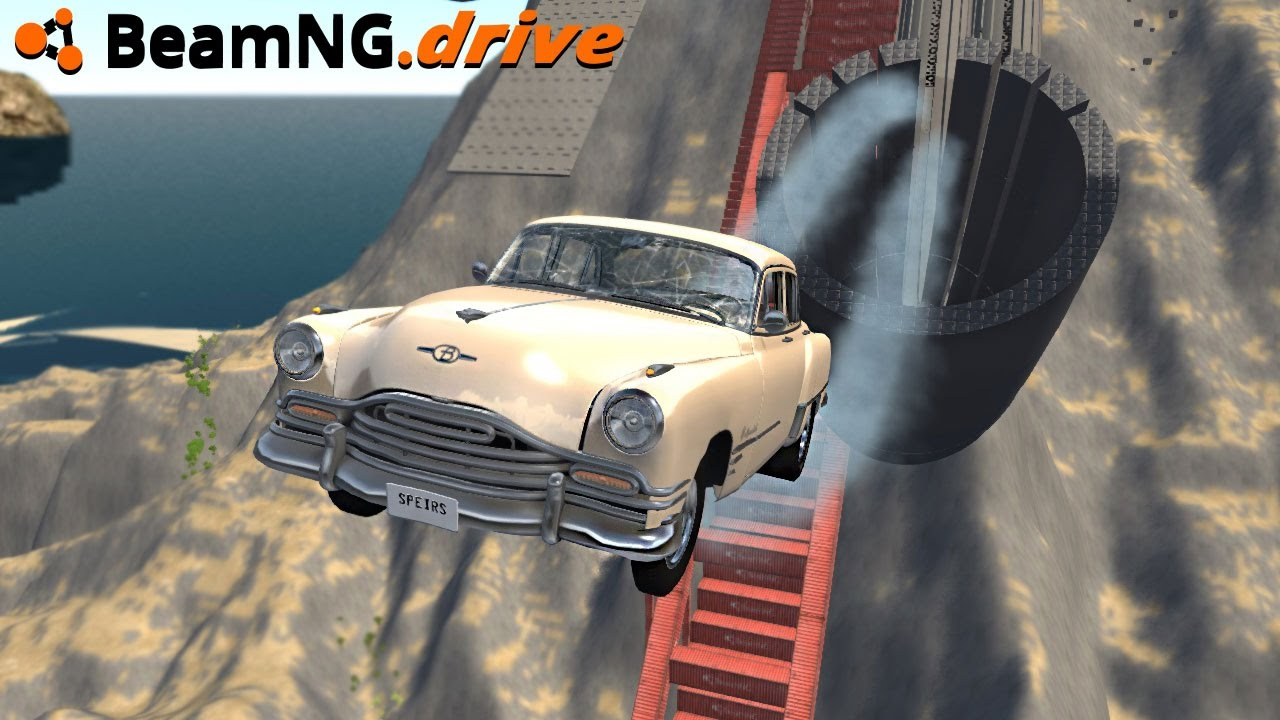 Beamng Drive Jet Car