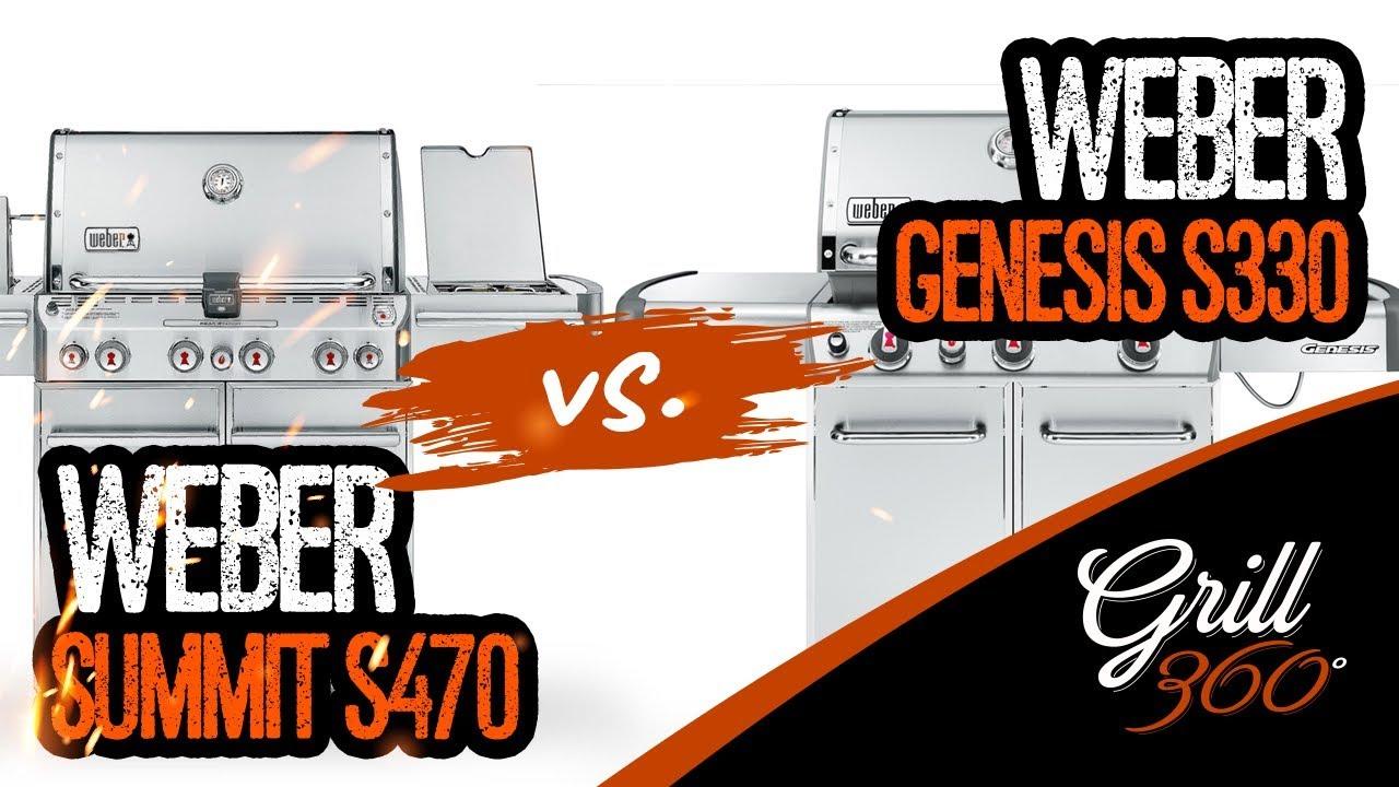 weber summit s 470 vs weber genesis s 330 micha dobosz grill360pl krakw