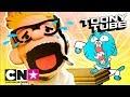 Toony Tube | Erwartung und Wirklichkeit: Karate | Cartoon Network