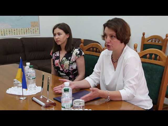 Підписання Меморандуму між Тренінговим центром прокурорів України та Дипломатичною академією України