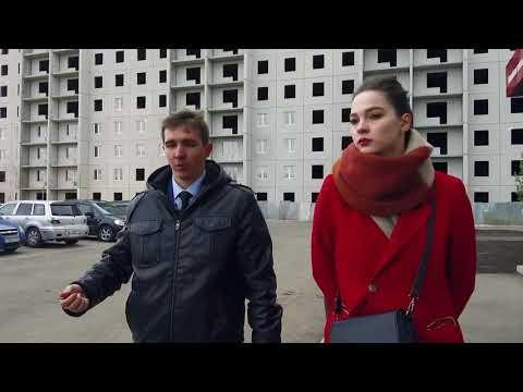 """Видео обзор Новостроек Челябинска - Микрорайон """"Вишневая горка"""""""