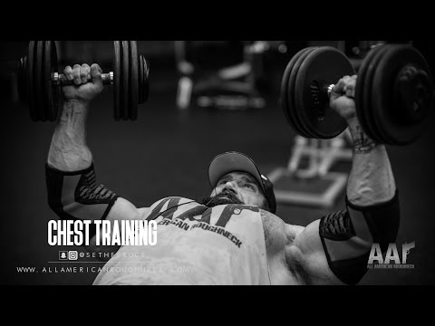 Seth Feroce Chest Training