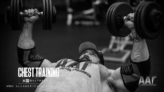 Seth Feroce Chest Training