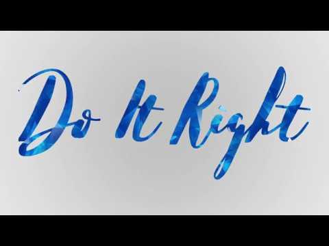 Primacy Funk & Emsky - Do It Right feat.Kazi (Lyric Video)
