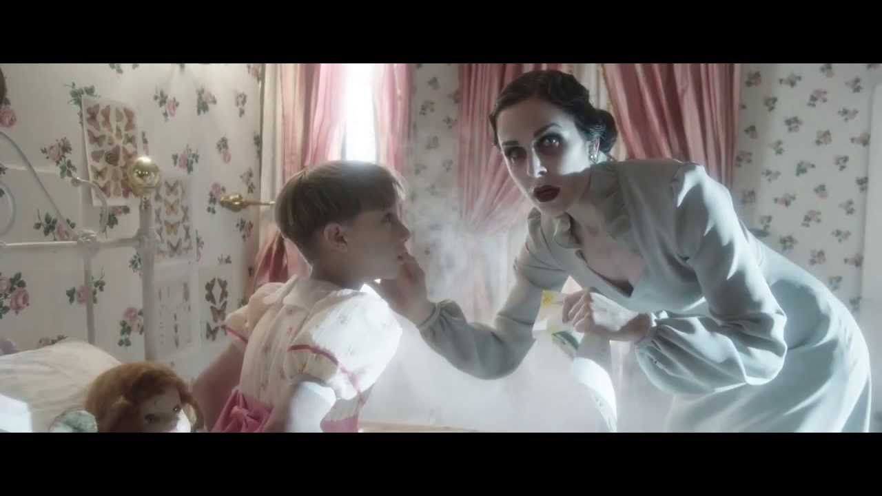 quotMy name is Parkerquot Insidious Chapter 2 720p ScaryInsidious Ghost Family