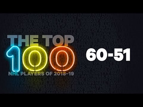 NHL Top 100 Players of 2018-19: 60-51