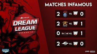 DreamLeague Season 11 | Estocolmo Major | Chaos vs Virtus Pro |  cast:Maverick