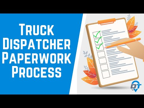 How Independent Freight Dispatching Paperwork Process Works?
