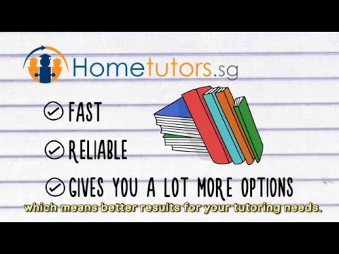 Hometutors.sg | #1 Home Tuition Marketplace to hire Home Tutors