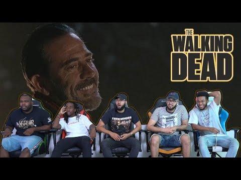 "The Walking Dead Finale! Season 6 Episode 16 ""Last Day On Earth"" Reaction/Review"