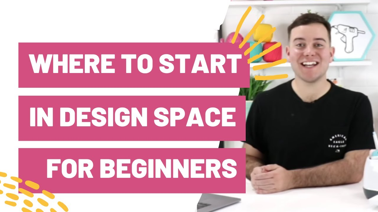 Where To Start in Cricut Design Space For Beginners