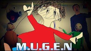 M.U.G.E.N. Baldi: Playtime | Release w/ Download