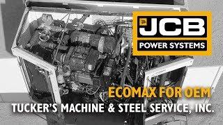 JCB EcoMAX in the Field - Concrete Transporter