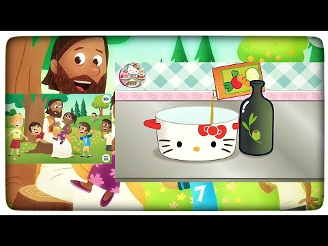 Mainan Anak Masak Masakan Hello Kitty Lunch Box Game Offline Keren Youtube