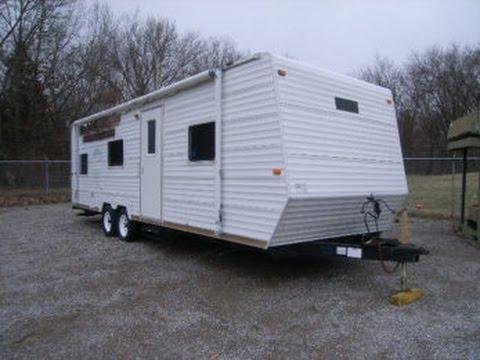 2002 Gulf Stream Coach Inc Camper Trailer On Govliquidation Com Youtube
