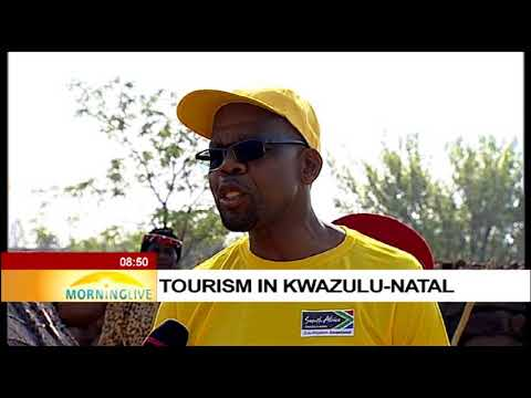 Tourism in KwaZulu-Natal, main celebration is in Newcastle Friday