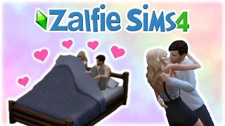 Will you be my girlfriend??? | Zalfie Sims Edition [8]