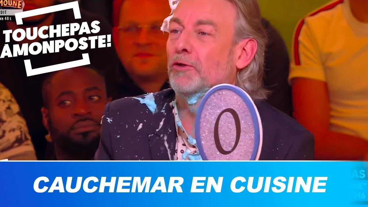 Gilles Verdez flingue Cauchemar en cuisine :