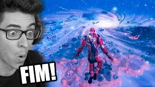 O FIM DO FORTNITE...