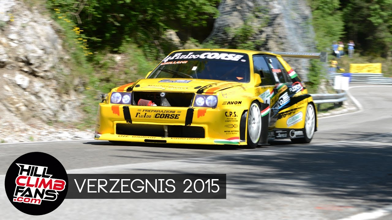 Best Of Verzegnis 2017 Pure Sound Touring Cars Cn F3000 You