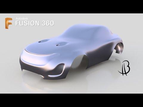 car-design-speedrun-32-using-autodesk-fusion-360