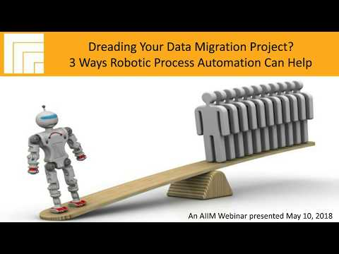 [Webinar Replay] Dreading Your Data Migration Project?