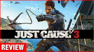 Just Cause 3 Review (Video Game Video Review)