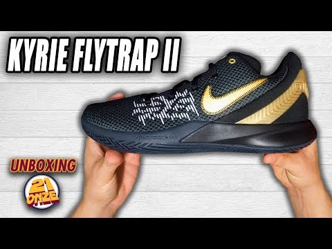 newest 8c421 087d4 Unboxing NIKE KYRIE FLYTRAP II - YouTube