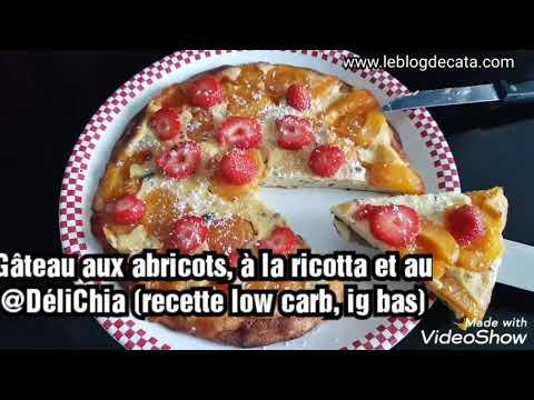 gâteau-aux-abricots,-à-la-ricotta-et-à-la-farine-@délichia-(recette-low-carb,-ig-bas)