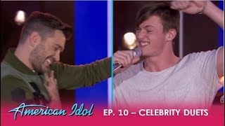 "Jonny Brenns & Andy Grammer Sing ""Back Home"" In AWESOME DUET! 