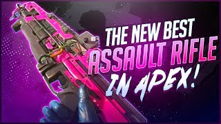 THIS is Why the FLATLINE is the BEST Assault Rifle in Apex Legends!