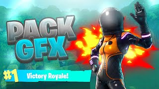 PACK GFX OF FORTNITE ANDROID Y PC :) [YECZ GFX]