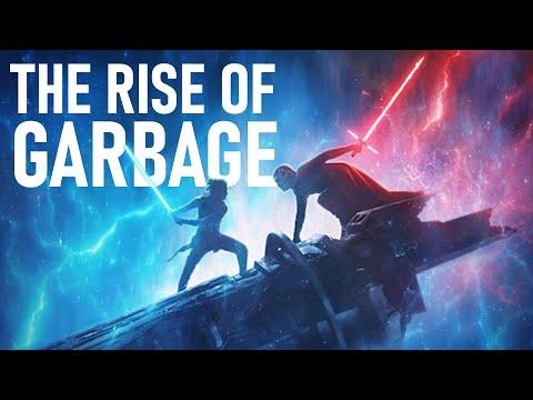 The Rise of Skywalker is an Embarrassment