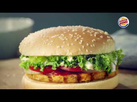 Burger King New Whopper Chicken
