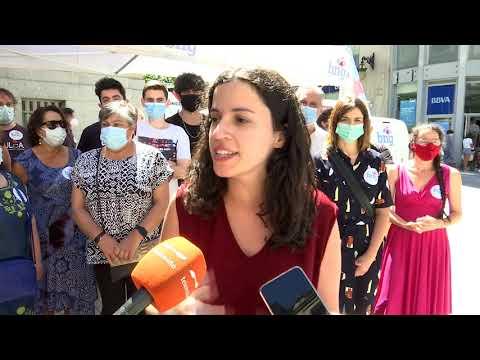 Campaña BNG valoración Noa Presas 10/07/2020