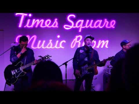 Yellow 野佬 - 著襪浸溫泉 + 夫目前飯 Live @ Times Square Music Room 27/02/2015
