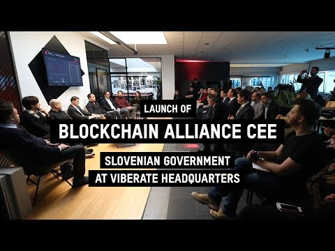 Viberate / Launch of Blockchain Alliance