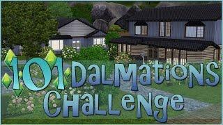 Pet Rescue Center Speed-Build!! • Sims 3: 101 Dalmatians Challenge Special!! - Episode #87