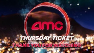 AMC Thursday Ticket - LIVE (POSSESSION OF..., ANNA AND THE APOCOLYPSE) | AMC Theatres (11/29/18) thumbnail