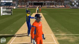 Ashes Cricket 2013 FULL GAMEPLAY Sri Lanka vs India | 1080p HD