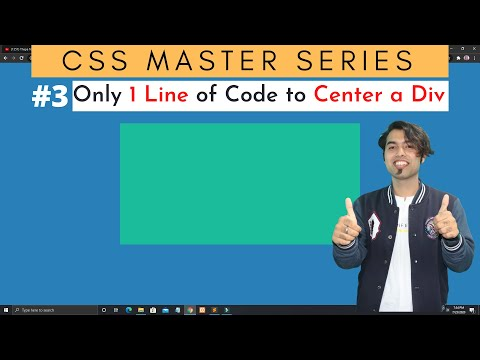 3 Ways To Center A Div Inside Another Div In CSS In Hindi | CSS Master Series #3 In 2020